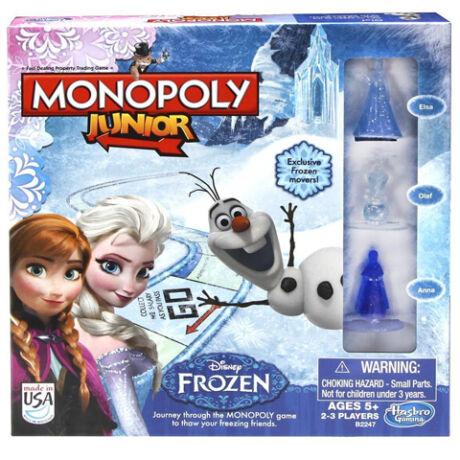 Monopoly Junior Jégvarázs