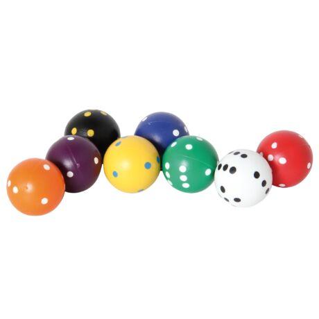 Dobógömb, 22 mm, 8 színben - 732068