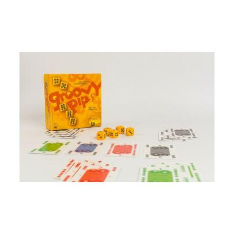 Groovy Pips - kártyajáték kockákkal