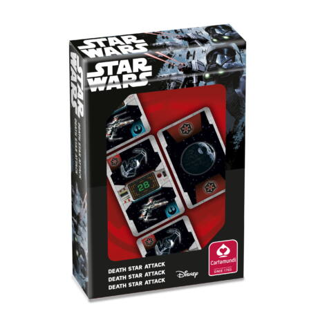 Star Wars Death Star Attack akció kártya