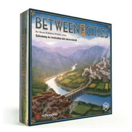 Between Two Cities (magyar nyelvű)