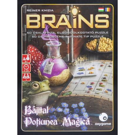 Brains: Bájital