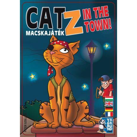 CatZ in the town! -Macskajáték