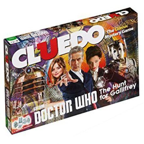 Cluedo - Dr. Who