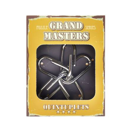 Grand Masters Puzzle Quintuplets