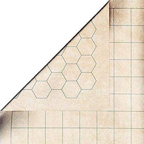 """Chessex BattleMat - 23-1/2""""x26"""", kétoldalas"""