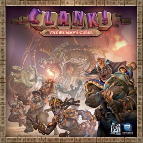 Clank! - Mummy's Curse kiegészítő