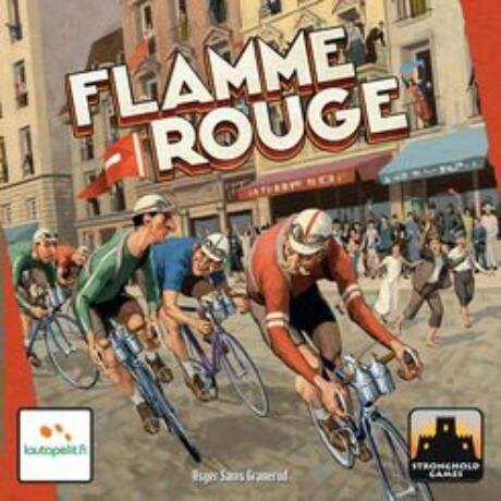 Flamme Rouge magyar